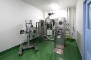 生菌混合室
