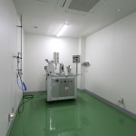 生菌カプセル充填室